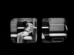 "I love my leica hollybailey:""NYC Subway, 1955 by Sabine Weiss"" Advanced Photography, Photography Workshops, Urban Photography, Street Photography, Window Photography, Vintage Photography, New York Subway, Nyc Subway, Robert Doisneau"