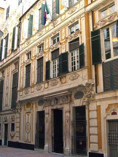 #Genova   Galleria Nazionale Palazzo Spinola