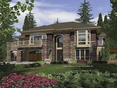 Eplans Traditional House Plan - Intricate Layout with High End Amenities - 3317 Square Feet and 4 Bedrooms from Eplans - House Plan Code HWEPL65990