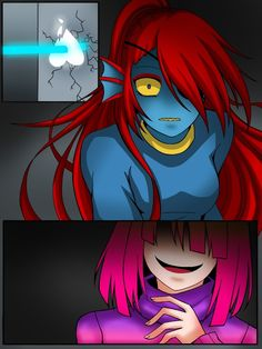 DO or DIE [Glitchtale Comic Part 1: SPOILERS] by CNeko-chan.deviantart.com on @DeviantArt