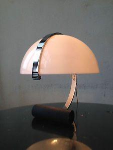 KAGADATO selection. The best in the world. Industrial lighting design. ************************************** lampe-Martinelli-Luce-1960-G-Aulenti-space-age-Stilnovo-Arteluce-vintage