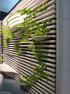 Finest Inspiration Healthy Life With Hydroponics Indoor Ideas Covent Garden, Indoor Garden, Outdoor Gardens, Vertikal Garden, Vertical Garden Design, Outdoor Walls, Outdoor Decor, Magic Garden, Minimalist Garden