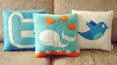 Twitter pillows