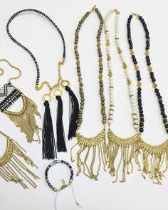 Now available @mythreegemsinc  . . . . . .  #summer2016 #jewelry #bracelets #fashion #style #boho #fashionable #handmade #boutique