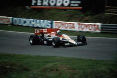 Andrea De Cesaris - Ligier 1984