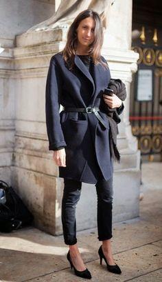 French Voguette Geraldine Saglio