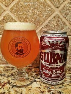Oscar Blues Brewery - Gubna Imperial IPA