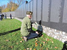 Naperville, IL replica Vietnam Wall honors 'vets and their sacrifice'