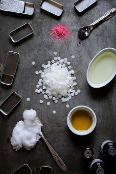 DIY: Homemade Lip Gloss by joy the baker, via Flickr