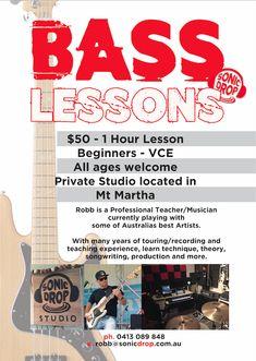 Bass Guitar Lessons, Guitar Quotes, Teacher, Guitar Pedals, Learning, Campaign, Drop, Medium, News
