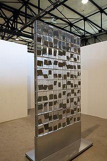 AEM Pascal Martinez   Centre International du Verre et des Arts Plastiques (CIRVA) (Marseille)