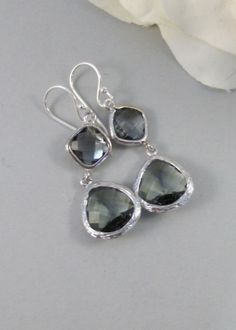 Checkout this amazing product Rain CloudEarringSilver EarringsSterling by ValleyGirlDesigns, $34.00 at Shopintoit