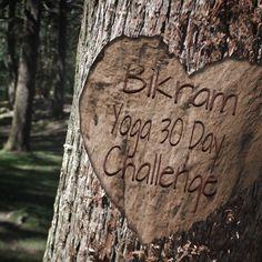 bikram Yoga 30 Day Challenge day #22