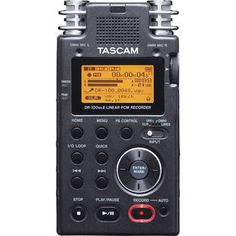 Tascam DR-100mkII - Portable 2-Channel Linear PCM Recorder --> You Need Video Promoting Your Business, Product, Service Or Whatever You Want. Click Here --> http://www.gvcreator.com/