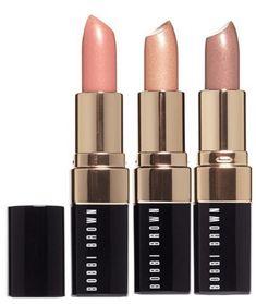Bobbi Brown Sandy Nudes Shimmer Lip Color
