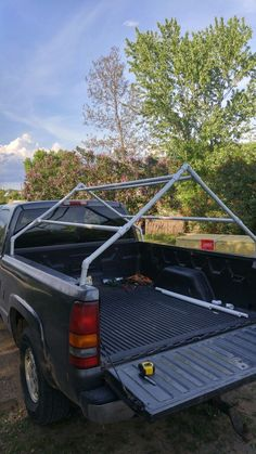 Diy pvc truck mattress tent. Simply trough tarp over..... *** See more by checking out the picture Check more at http://camping101.org/camping-basics-what-you-need-to-know/ http://whymattress.com/how-to-choose-the-best-mattress-for-back-pain/