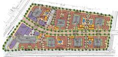 The District at Milpitas Master Plan | Architects Orange
