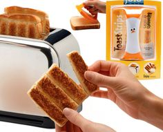 Toast Strips Stamper | 15 Weirdest Kitchen Gadgets Ever