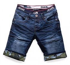 Bermudas Shorts, Trouser Pants, Denim Pants, Teen Pants, Kids Pants, Ripped Jeans Men, Buy Jeans, Swagg, Capri