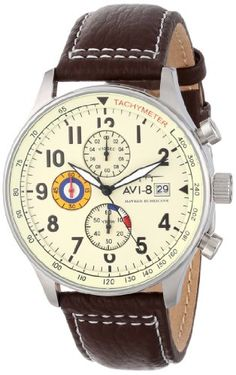 AVI-8 Hawker Hurricane Men's Watch AV-4011-04 AVI-8 http://www.amazon.com/dp/B00FR70N44/ref=cm_sw_r_pi_dp_NWp-tb1M08S87