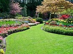 Come across the multi-dimensional and multiple services offered by the landscaping businesses and lawn maintenance based firms. Seek Effective Landscaping Design, Installation, and Lawn Maintenance Services for Your Home. Amazing Gardens, Seasonal Lawn Care, Outdoor, Backyard Landscaping, Outdoor Stairs, Garden Design Plans, Landscape, Backyard, Landscape Maintenance