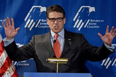 Rick Perry Indicates He's Running For President, Learned Lessons From 2012 Defeat - BuzzFeed News