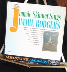 Jimmie Skimmer Lp Sings Jimmie Rodgers Near Mint #AlternativeCountryAmericanaContemporaryCountryEarlyCountryNashvilleSoundTraditionalCountry