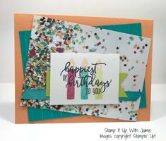 Stampin' Up! NEW Picture Perfect Birthday – Stamp It Up with Jaimie