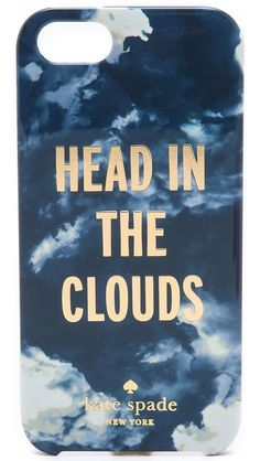 Kate Spade New York In The Clouds iPhone 5 / 5S Case