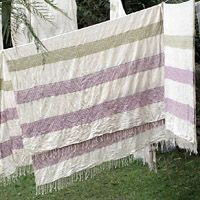I want a beach blanket from CreativeWomen so badly...