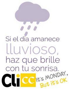 It's Monday, but it's OK