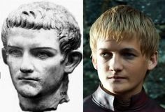 Joffrey Baratheon Looks Like Caligula