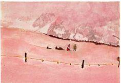 peter doig ♥ Inspirations, Idées & Suggestions, JesuisauJardin.fr, Atelier de paysage Paris, Stéphane Vimond Créateur de jardins ♥