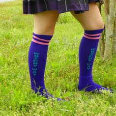 Whichy Way Socks from On After Creations for $10.00