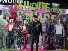 4DX arrives in Glasgow with Suicide Squad…  Tonight was the launch of 4DX at Cineworld Renfrew Street, the first screen of its kind in Scotland.  http://troublewithgary.com/4dx-arrives-glasgow-suicide-squad/