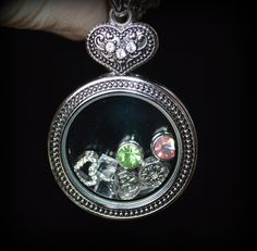 Tophatter : New Style! Victorian Styled Glass Interchangeable Ch...