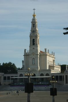 Santuario de Fatima, CAmino Portugués, the way, #turigrino