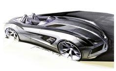 2009 McLaren SLR Stirling Moss