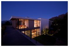 Hillside by GASS Architecture Studios
