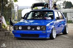Classic Car News Pics And Videos From Around The World Mazda Familia, City Golf, Porsche, Audi, Vw Classic, Mk1, New Love, Volkswagen Golf, Cars And Motorcycles
