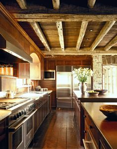 Wow! I think I'm dreaming! Kitchen Design At The Creamery JLF Architects Photography by Matthew Millman