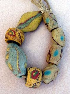 Trade #beads #Africa