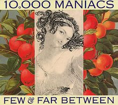 """For Sale - 10,000 Maniacs Few & Far Between USA  CD single (CD5 / 5"""") - See this and 250,000 other rare & vintage vinyl records, singles, LPs & CDs at http://eil.com"""