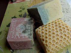 Beauty Soaps #natural #handmade #soaps