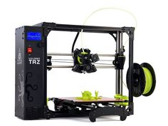 LulzBot TAZ 6 Printer Self-leveling, self-cleaning, tetherless printing, and an integrated power supply make powerful printing easyA large build volume of Desktop 3d Printer, Best 3d Printer, Arduino, Top Gadgets, 3d Printing Technology, Top Gifts, Open Source, Large Prints, Style
