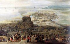 4 juli 1601 ♦ Begin van het beleg van Oostende.