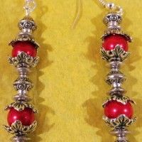 Earrings Handmade Jewellery, Drop Earrings, Jewelry, Handmade Jewelry, Jewlery, Jewels, Jewerly, Jewelery, Chandelier Earrings