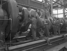 Doxfords engineering apprentices at work