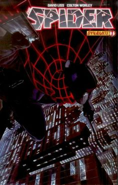 The Spider (Dynamite Entertainment, 2012) #1