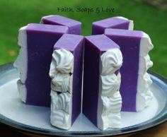 Lilac Handmade Cold Process Soap - Homemade Soap